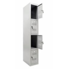 Модульные шкафы для раздевалок ПРАКТИК ML 14-30