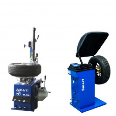 Комплект шиномонтажного оборудования AE&T-Storm
