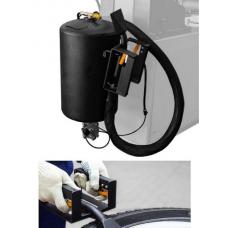 Система взрывной накачки для монтажа на шиномонтажный станок
