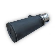 Насадка неопреновая диам. 120 мм для шланга 76 мм