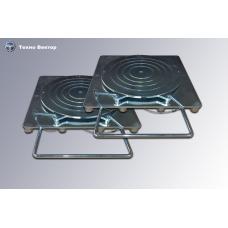 Передние поворотные платформы для стендов 3D (платформы 116 10 004)