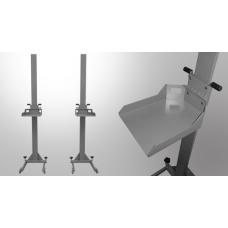 Универсальные кронштейн-стойки для стенда сход-развал
