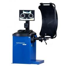 Станок балансировочный полуавтомат с дисплеем NORDBERG 4523P