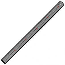 Линейка металлическая Ombra, 500 мм