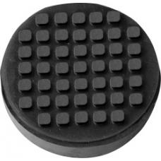 Опора резиновая для малых подкатных домкратов Ombra Ø-52 мм, Н-32 мм