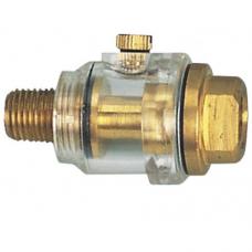 Маслодобавитель мини для пневмосистемы резьба 1/4'' Partner SP008