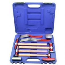 Набор инструментов рихтовочных для кузовных работ Rock Force RF-50719