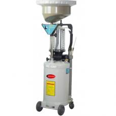 Установка Rock Force RF-HC-3297 пневматическая для удаления отработанного масла перекатная