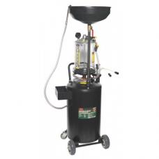 Установка Rock Force RF-HC-3298 пневматическая для удаления отработанного масла перекатная