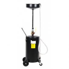 Емкость для слива масла с воронкой Rock Force RF-ODT18