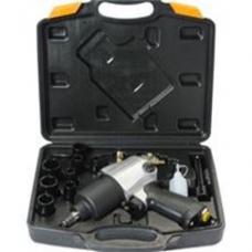 Пневмогайковерт с набором ударных головок Rotake RT-5268K