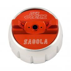 Воздушная голова Clear для краскопульта Sagola 4600 Xtreme