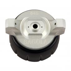 Воздушная голова 64S для краскопульта Sagola 3300 GTO