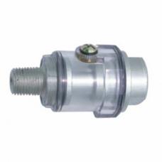 Маслодобавитель мини для пневмосистемы резьба 3/8''(аллюминий) Sumake SA-3330A