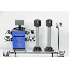 Мобильный стенд сход-развал 3D для грузовых автомобилей Техно Вектор 7 Truck V-7204 HT MR