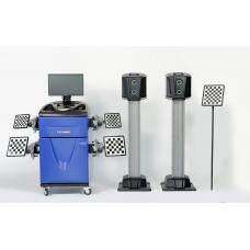 Мобильный стенд сход-развал 3D для грузовых автомобилей Техно Вектор 7 Truck V-7204 HT A