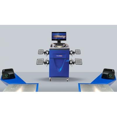 Стенд сход-развал 3D Техно Вектор 7 V-7202 MC