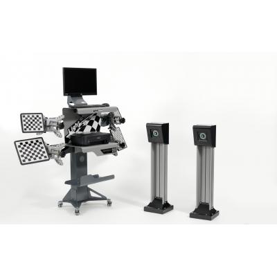 Стенд сход развала 3D Техно Вектор 7 Optima 7202 M