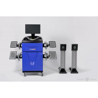 Стенд сход развала 3D Техно Вектор 7 PRO V-7202 M5A