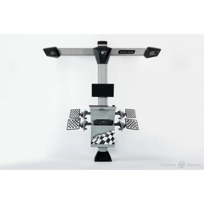 Стенд сход-развал 3D Техно Вектор 7 7212 T5A (Light серия)