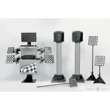 Мобильный стенд сход-развал 3D для грузовых автомобилей Техно Вектор 7 Truck 7204 HTMC (Light серия)