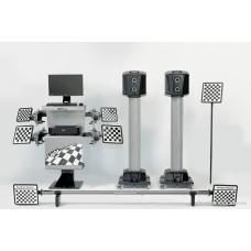 Мобильный стенд сход-развал 3D для грузовых автомобилей Техно Вектор 7 Truck 7204 HTMR (Light серия)