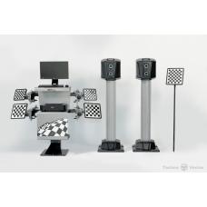 Мобильный стенд сход-развал 3D для грузовых автомобилей Техно Вектор 7 Truck V 7204 HTA (Light серия)