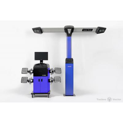 Стенд сход-развал 3D Техно Вектор 7 T 7204 TP
