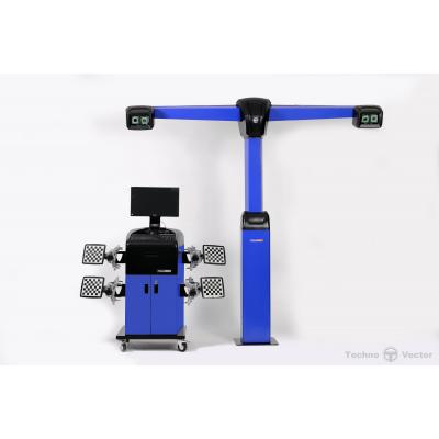 Стенд сход-развал 3D Техно Вектор 7 T 7204 TS