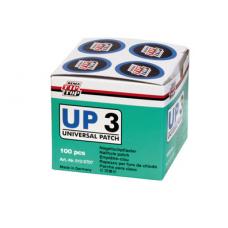 Заплатки универсальные TIP-TOP UP3 (35*35 мм. 100 шт.)