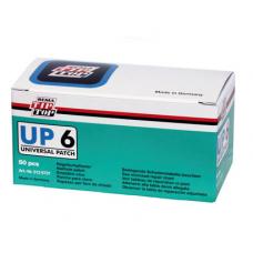 Универсальные заплатки TIP-TOP UP6 (60*60 мм. 50 шт.)