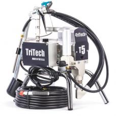 Безвоздушный окрасочный аппарат Tritech T5 Stand