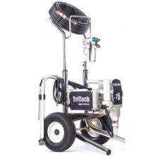 Безвоздушный окрасочный агрегат Tritech T5 Lo-Cart