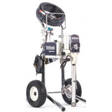 Безвоздушный аппарат для покраски Tritech T5 Hi-Cart