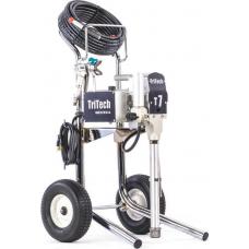 Безвоздушный агрегат для покраски Tritech T7 Hi-Cart