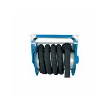 Катушка для удаления выхлопных газов механическая Trommelberg HR70 (шланг 8 м х Ø76 мм)