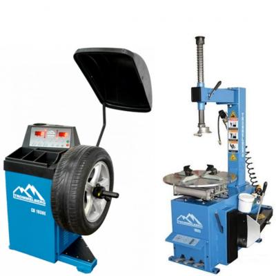 Комплект шиномонтажного оборудования Trommelberg
