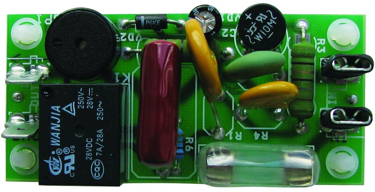 Блок питания с микроконтроллером
