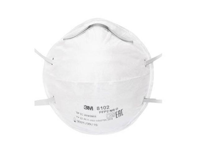 Чашечная строительная полумаска от пыли